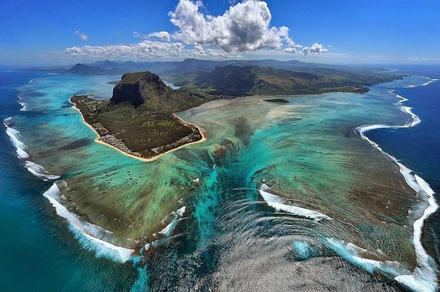 Mauritius, insula fantastică • leagăn pentru femei