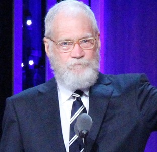 David Letterman a primit Mark Twain Prize for American Humour pe anul 2017