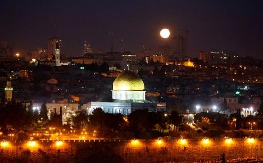 Ierusalim (Foto: space.com)