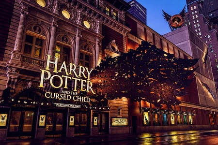 """Harry Potter and the Cursed Child"", cel mai scump spectacol de teatru montat pe Broadway"