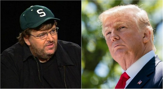 Michael Moore va lansa în septembrie documentarul anti-Trump