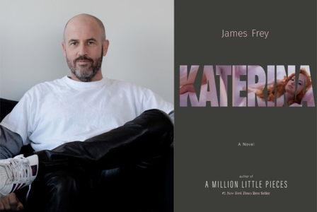 "James Frey a câştigat premiul Bad Sex in Fiction pe 2018 pentru ""dubiosul"" roman ""Katerina"""