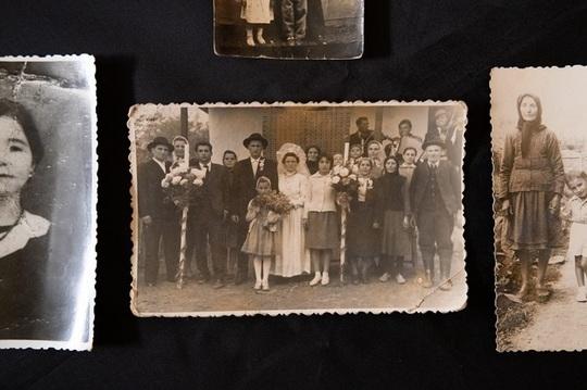 Fotografie din arhiva persoanlă a lui Gheorghe Bercea