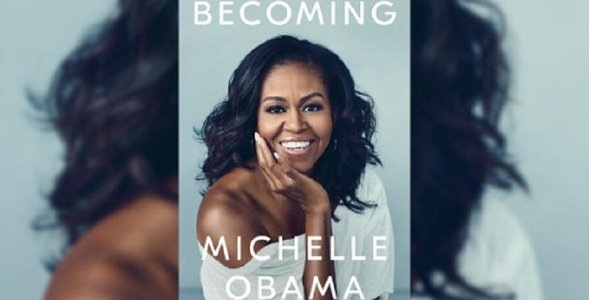 "Cartea ""Becoming"", de Michelle Obama, a egalat recordul de vânzări deţinut de ""Fifty Shades of Grey"" pe Amazon"