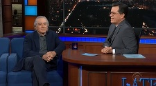 "Robert De Niro l-a numit pe Trump un ""gangster aspirant"" în emisiunea ""The Late Show"" de la CBS - VIDEO"