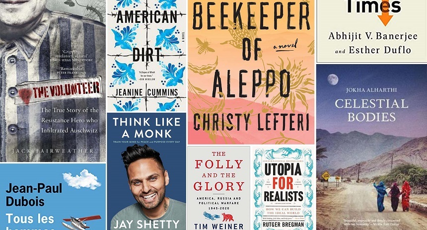 Romane premiate cu Goncourt şi Man Booker, memoriile lui Obama şi opiniile lui Bill Gates despre climă, între cărţile lansate de Litera anul acesta