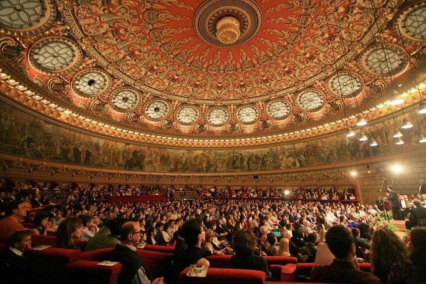 """Peste 270 de candidaţi din 41 de ţări, în Concursul Internaţional """"George Enescu"""" 2020"""