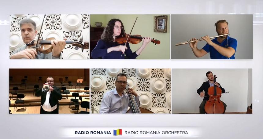 Fête de la Musique - Imnul Euroviziunii, interpretat de peste 180 de muzicieni din 25 de orchestre europene/ VIDEO