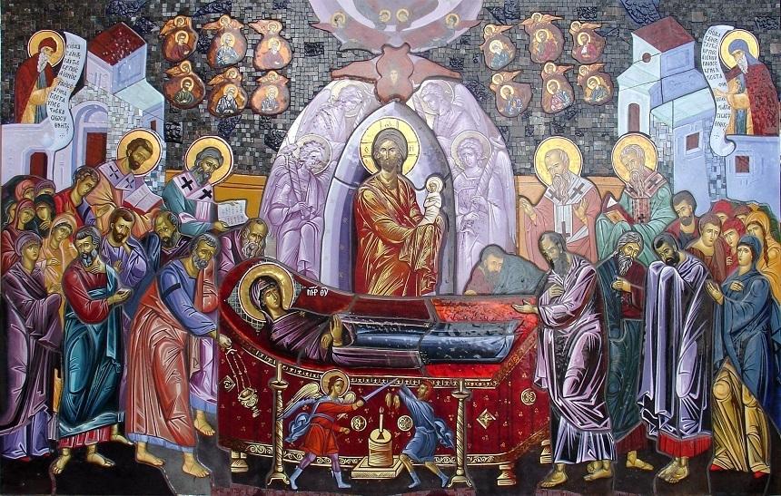 Creştinii prăznuiesc sâmbătă Adormirea Maicii Domnului sau Sfânta Maria Mare, ocrotitoarea marinarilor