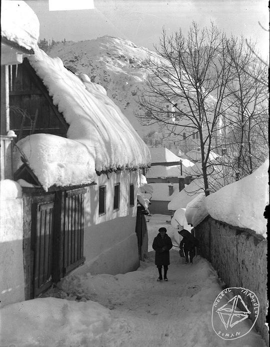 Foto: Arhiva de imagine MNTR - Colecţia Iosif Berman (B-6331)