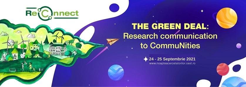 """Noaptea Cercetătorilor ReCoN-nect 2021 va avea loc, vineri, la Muzeul """"Antipa"""""""