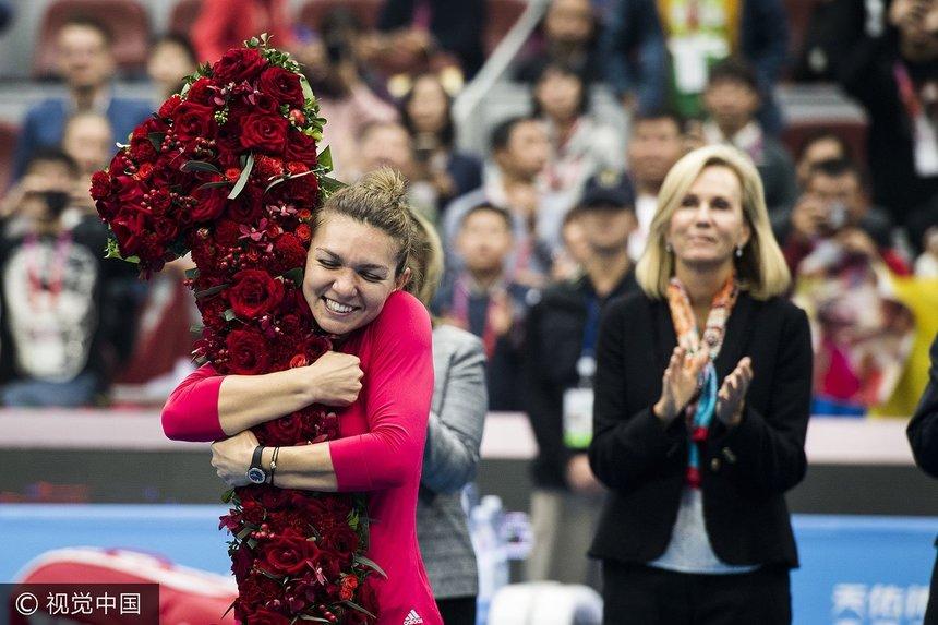 Simona Halep – locul 1 WTA: Cea mai mare performanţă a sportului românesc după Revoluţie