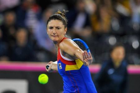 Irina Begu s-a calificat în turul doi la turneul de la Indian Wells