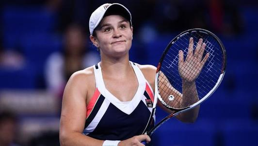 Asheligh Barty a câştigat WTA Elite Trophy