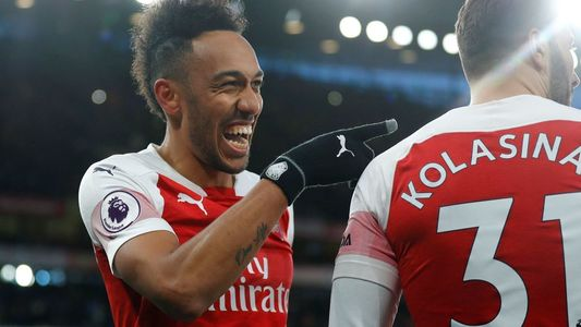 Arsenal Londra – Manchester United, scor 2-0, în Premier League