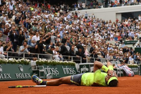 Nadal: Este un moment incredibil, un vis
