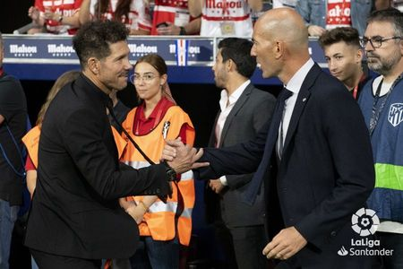 Atletico Madrid – Real Madrid, scor 0-0, în LaLiga