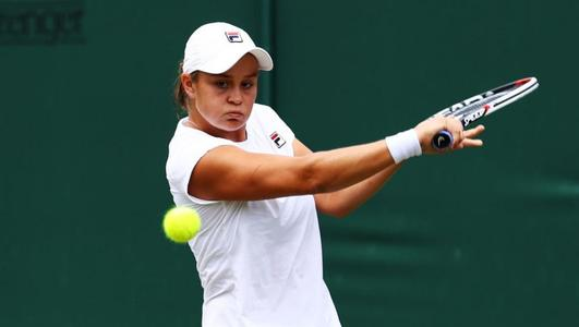 Ashleigh Barty în sferturi la China Open