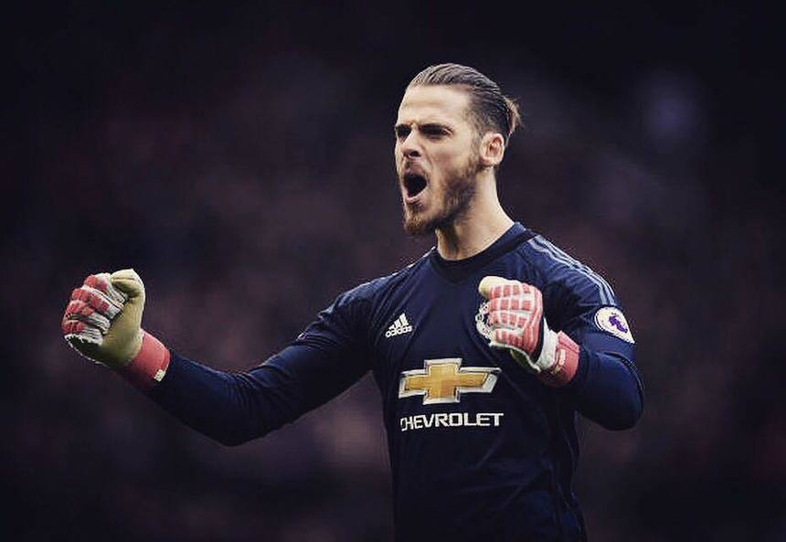 David De Gea s-a accidentat şi riscă să rateze derbiul Manchester United - Liverpool