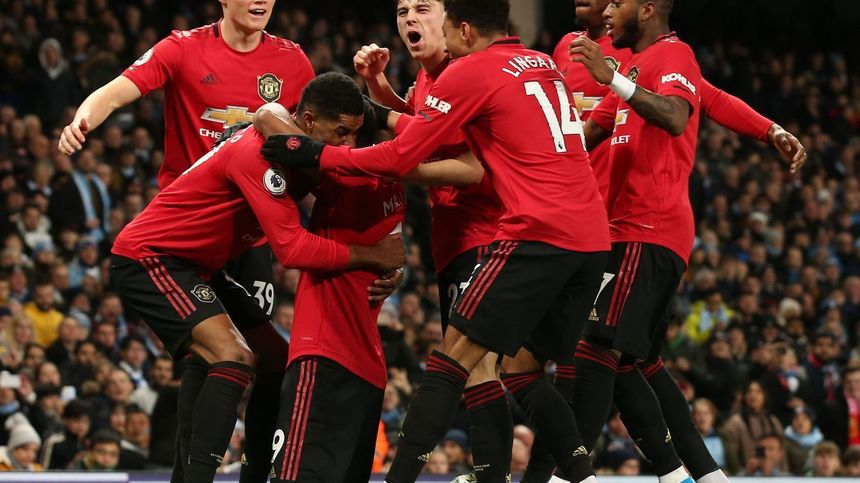 Manchester City – Manchester United, scor 1-2, în Premier League