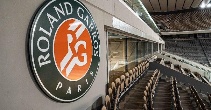 Numărul spectatorilor de la Roland Garros, limitat la 5.000 pe zi. Iniţial se anunţase că vor putea asista 11.500 de oameni pe zi