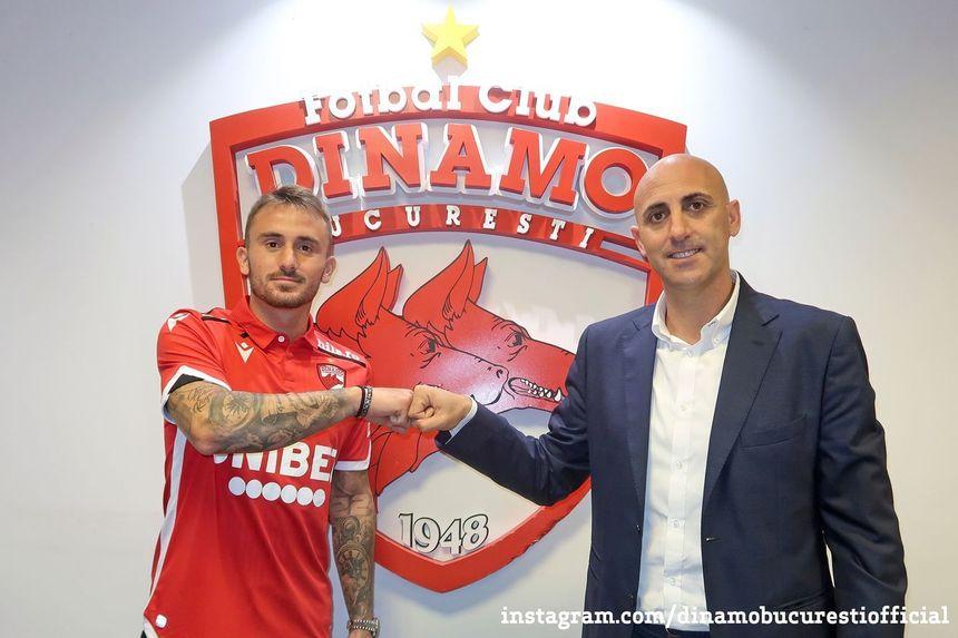 Aleix Garcia Serrano, la Dinamo Bucureşti | News.ro