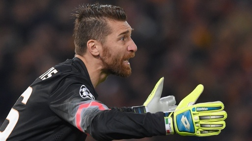 Morgan De Sanctis, la terapie intensivă după un accident de maşină
