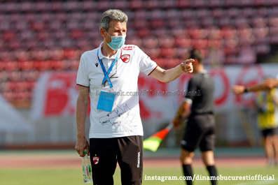 UPDATE - Gheorghe Mulţescu şi-a anunţat demisia de la Dinamo: Regret că nu am făcut ce aşteptau suporterii şi toată suflarea dinamovistă / Dusan Uhrin este noul antrenor