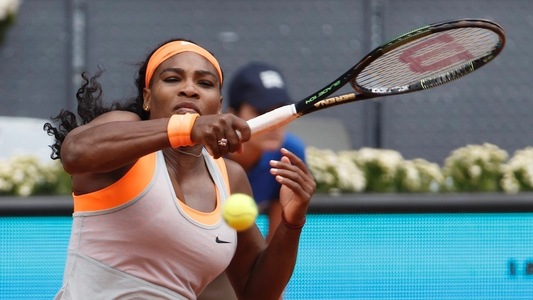 Serena Williams, eliminată în turul doi la turneul de la Parma
