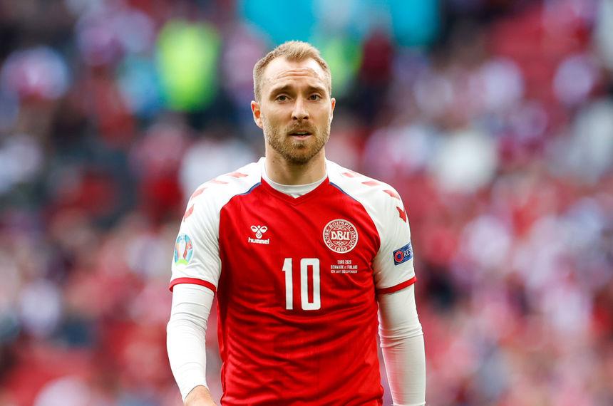 UEFA: Christian Eriksen, ales jucătorul meciului...   News.ro
