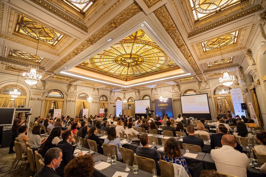 COMUNICAT DE PRESĂ: FORO 2019 - International Forum for Reputation in Hospitality