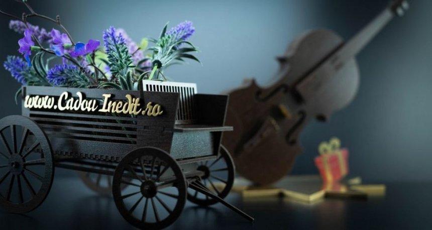 COMUNICAT DE PRESĂ: Tendinţe în arta de a oferi – ce poate înlocui clasicele urări, florile şi ciocolata