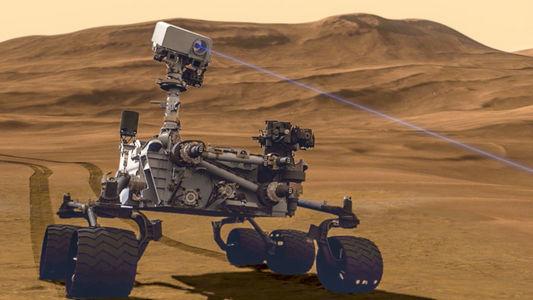Curiosity a descoperit urme ale unei oaze pe Marte