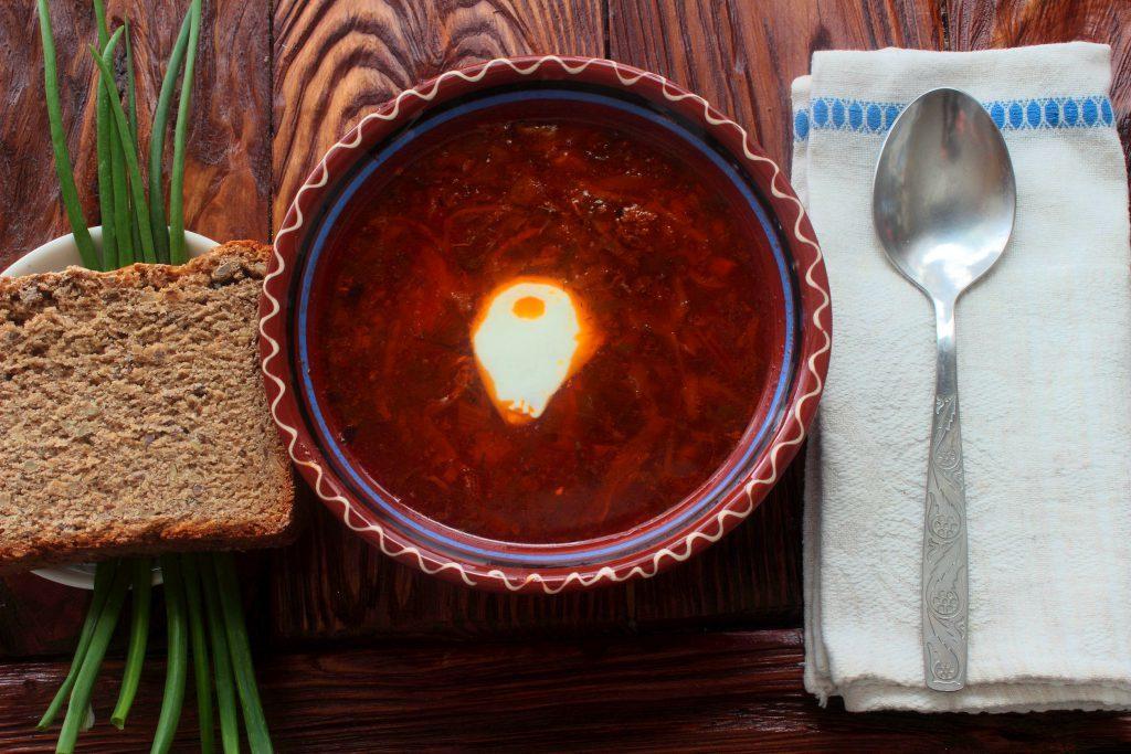 Ciorba tradițională românească plină de vitamine. E cea mai sănătoasă și potrivită pentru când te simți apatic