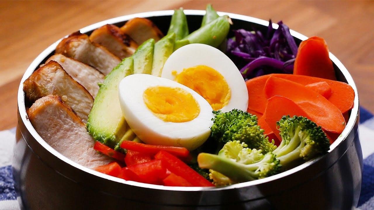 Măncare plină de proteine pentru oricine