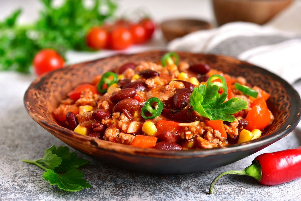 5 reţete delicioase cu fasole roşie din conservă