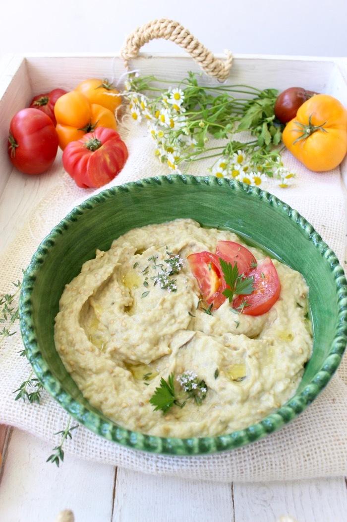 Reţetă simplă de salată de vinete
