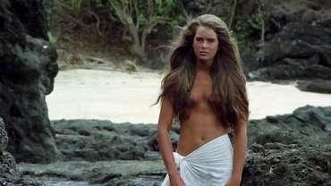 """Brooke Shields, actriţa din """"Laguna Albastră"""", e de nerecunoscut fără make-up"""