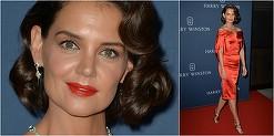 Fosta soţie a lui Tom Cruise, apariţie á la Old Hollywood!  Toţi au întors capul după ea!