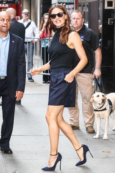 Ce sexy e Jennifer Garner, fosta soţie a lui Ben Affleck. Îi merge bine după divorţ!