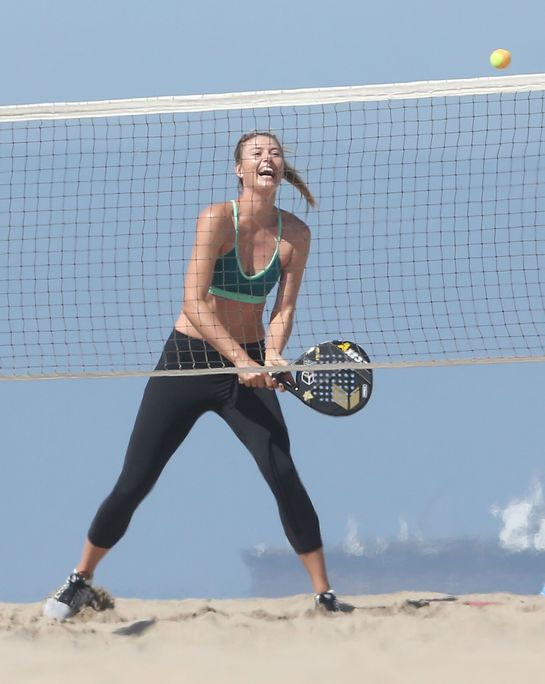 Maria Sharapova. Adio, tenis, bine ai venit, iubire!