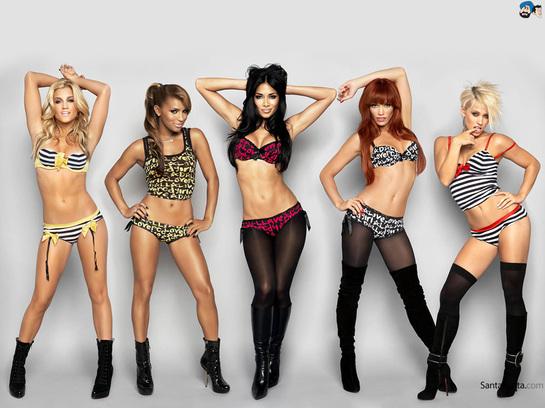 Una dintre componentele trupei Pussycat Dolls a devenit mamă
