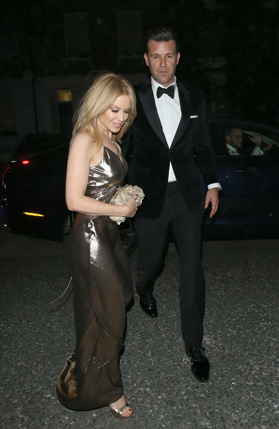 """Kylie Minogue: """"Noua mea iubire nu se compară cu fostele relaţii"""""""