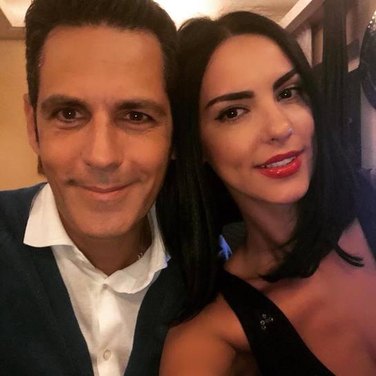 Ştefan Bănică se pregăteşte să devină din nou tată? Cum a fost surprinsă Lavinia Pârva