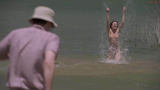 O actriţă nominalizată la Premiul Oscar, surprinsă goală complet! Iată cum arată
