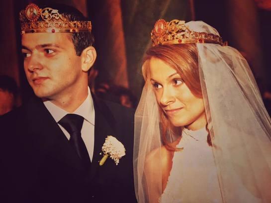Mihai Morar şi soţia sa şi-au reînnoit jurămintele