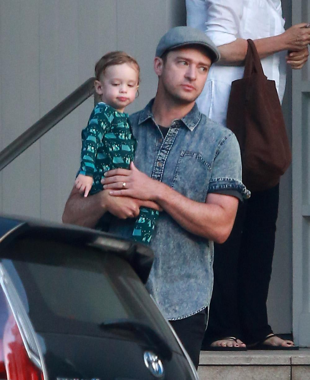 Justin Timberlake a compus muzică pentru fiul său
