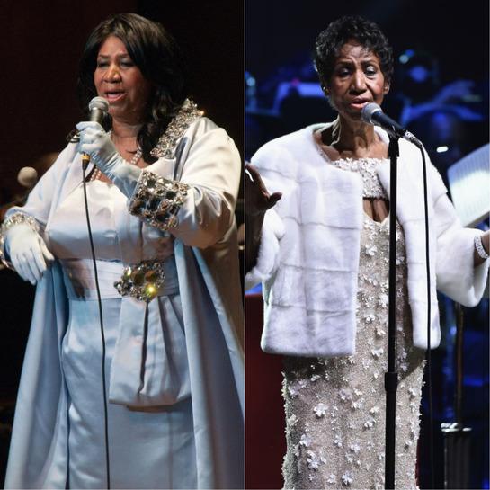 Ce mult a slăbit Aretha Franklin! Iat-o la un eveniment recent!