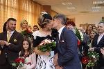 Roxana Ciuhulescu s-a recăsătorit FOTO