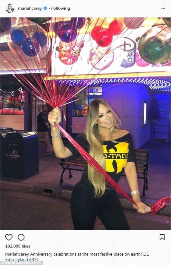 Mariah Carey şi-a sărbătorit ziua de naştere. Nu şi-a dezvăluit niciodată vârsta!
